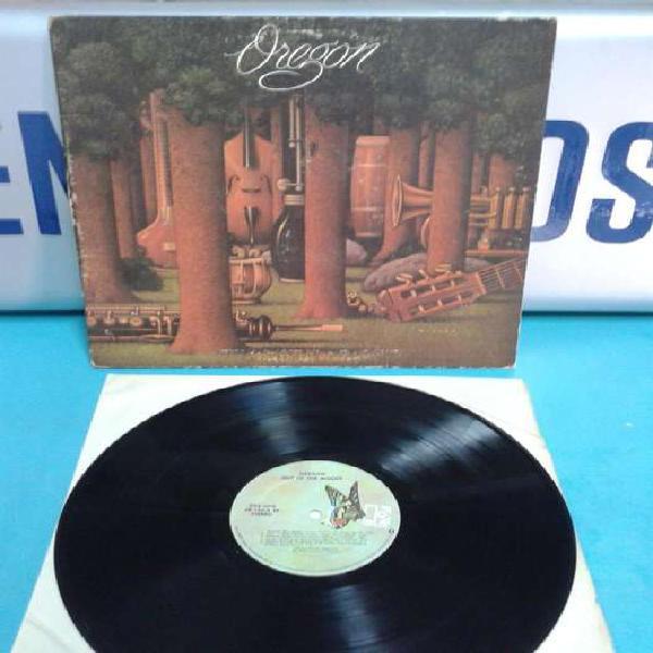 Disco de vinilo Lp Oregon - Out Of The Woods - Jazz