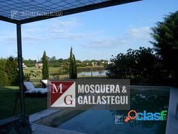 Mosquera y Gallastegui - Casa en San Isidro Labrador