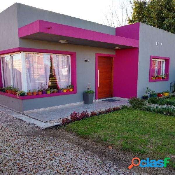 Santa Teresita. Casa Nueva De 3 Amb En Lote De 10 X 20