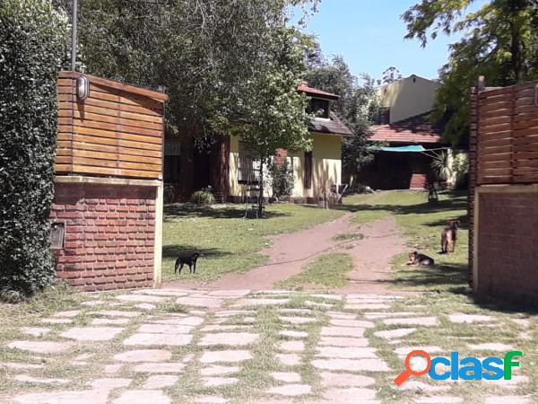 VENTA CASA QUINTA SAN CARLOS KM 19 ruta 226