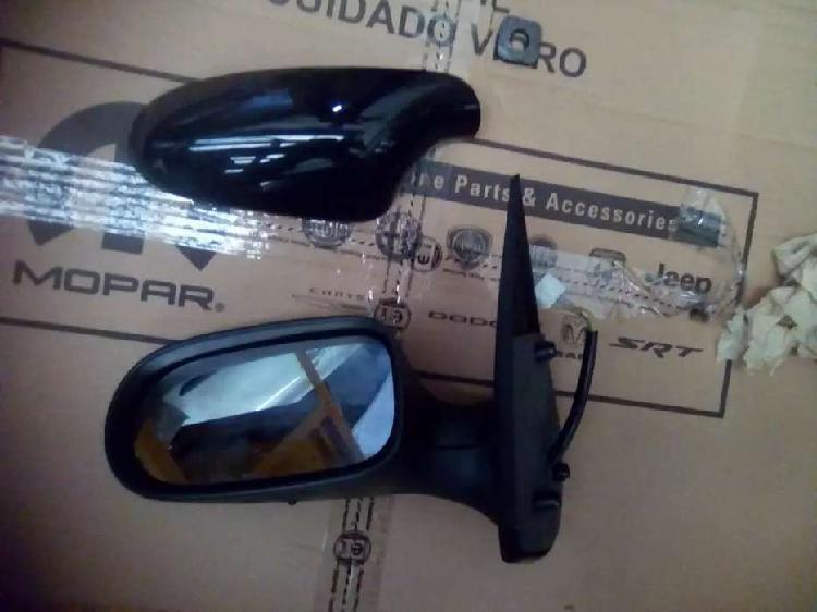 Espejo eléctrico izquierdo Fiat palio Siena fire 01/97