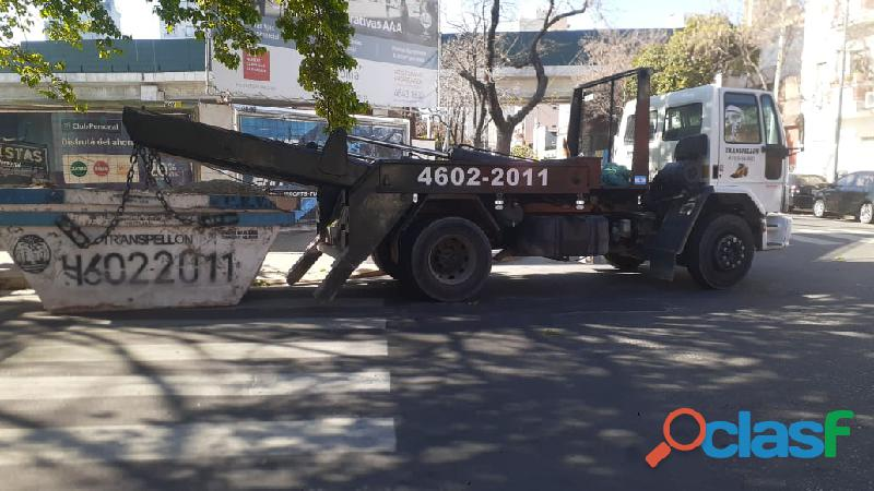 ALQUILER DE VOLQUETES EN VILLA LURO 4602 2011