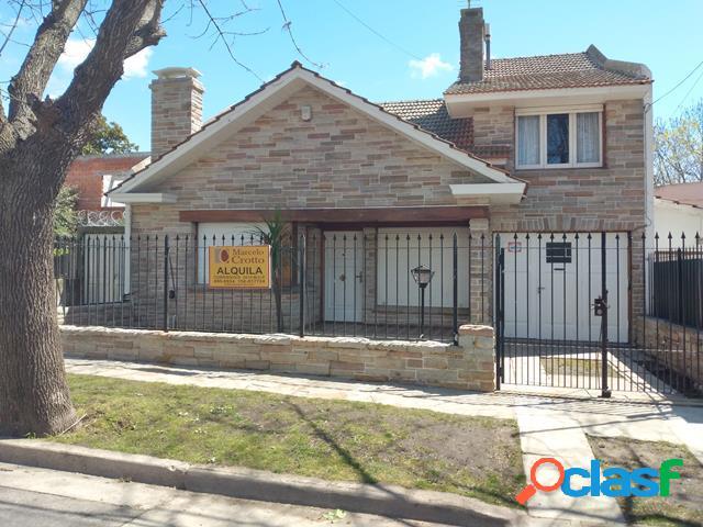 Alquiler Casa - Chalet 4 Ambientes LAS HERAS Y FORMOSA Mar