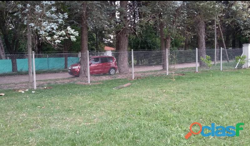 PERMUTO lote de terreno en San Vicente (BS. As.)