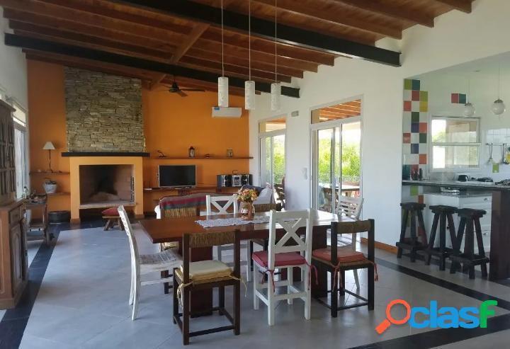 Casa con Pileta - Costa Esmeralda - Barrio Ecuestre - Lote
