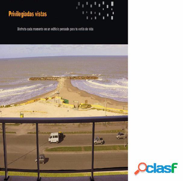 Edificio Eneas - 1 ambiente con cohera vista al mar