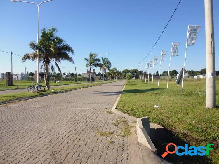 LOTE EN ROLDAN - ACEQUIAS DEL AIRE // ESCRITURADO - 2 LOTES