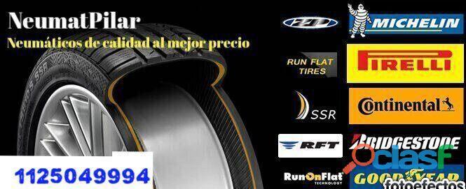 Venta de neumáticos al mejor precio