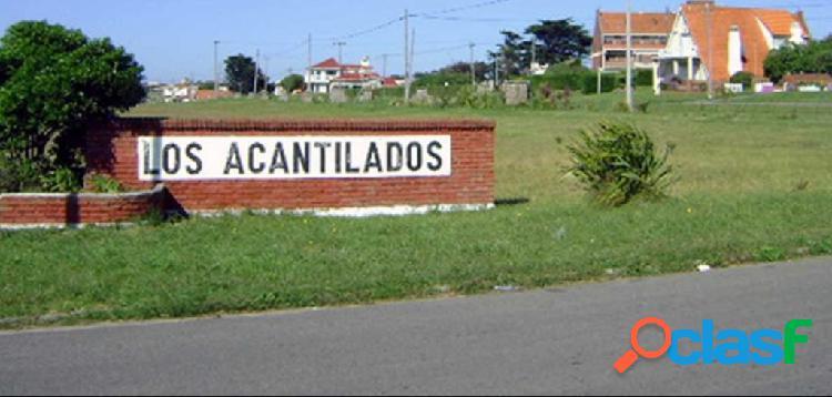 lote ACANTILADOS
