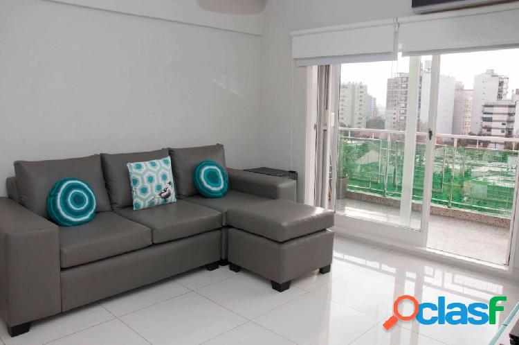 Departamento de 3 ambientes con balcón y cochera, Ramos