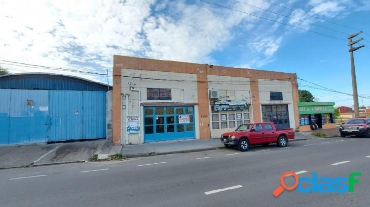 Amplio local con ENTREPISO LOCAL RAMIREZ Sur