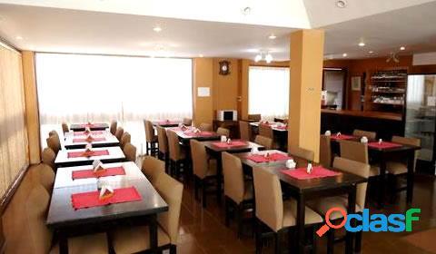 ALQUILO Importante hotel 24 habitaciones a 150 mts del mar