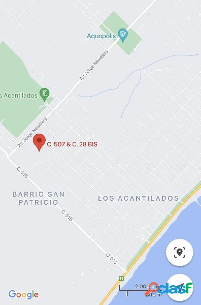 Venta lote Acantilados